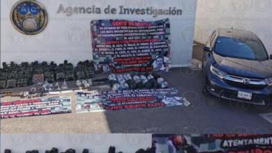 Photo of Aseguran fuerte arsenal al Cartel de Jalisco en Irapuato