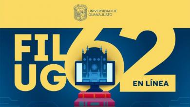 Photo of La 62 edición de la Feria del Libro de la Universidad de Guanajuato será en Linea