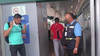 Photo of Impiden acceso al transporte a 6 mil leoneses que no usaban cubrebocas