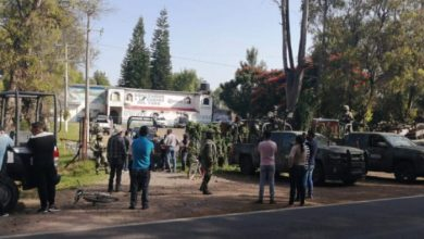 Photo of Investiga Fiscalía de Guanajuato hechos en Jaral del Progreso