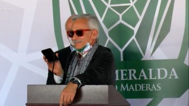 Photo of AMLO felicita al León por La Esmeralda su nueva casa club