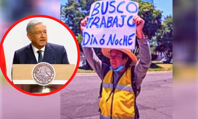 Photo of México perdió 1 millón de empleos durante la pandemia: AMLO