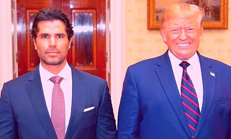 """Photo of """"Si votas por Biden tendrás las manos llenas de sangre"""", Verástegui, primer asesor mexicano de Trump"""