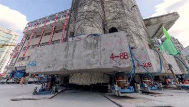 Photo of El edificio que anda