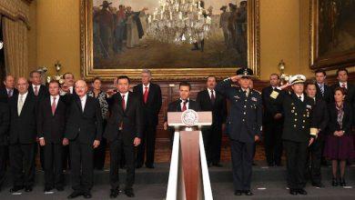 Photo of Peña Nieto: un gabinete en el estrado