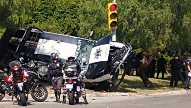 Photo of Audi impacta contra una patrulla en León: 9 heridos