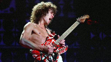 Photo of El último 'tapping' de Van Halen
