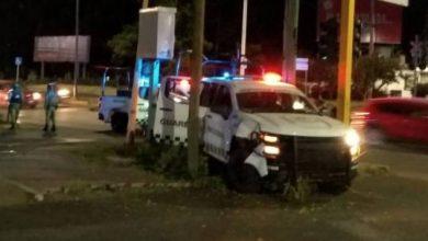 Photo of Patrulla de la Guardia Nacional se estrella en Irapuato