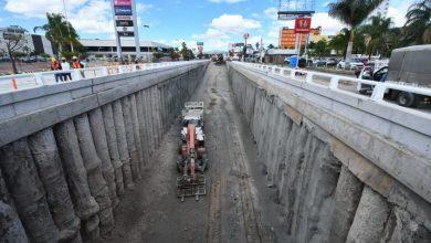 Photo of Avanzan obras en el Distribuidor Vial Cibeles en Irapuato