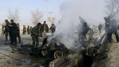 Photo of 'Domingo Rojo' en Afganistán