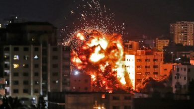 Photo of Israel bombardea Gaza
