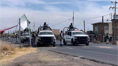 Photo of Abaten a 5 pistoleros en Juventino Rosas
