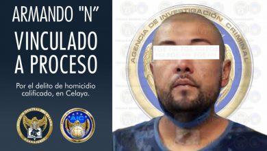 Photo of Cayó Armando: segundo implicado en el ataque a verificentro de Celaya