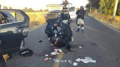 Photo of Mueren 8 sicarios y un policía en un tiroteo en Santa Rosa de Lima