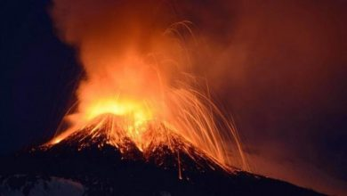 Photo of Lava y ceniza en el Etna