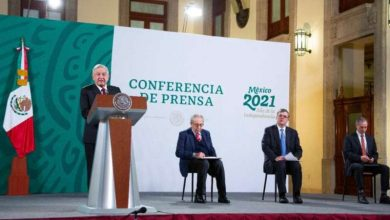 Photo of AMLO: «La tasa de contagio se está reduciendo»