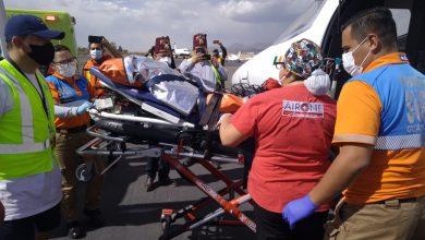 Photo of León-Texas: trasladan a un niño con el 40% del cuerpo quemado