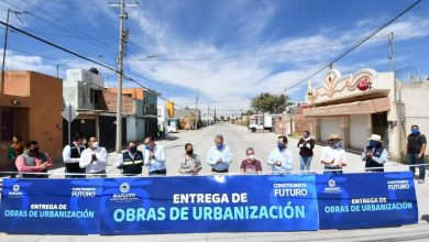Photo of Entregan obras de pavimentación en Irapuato