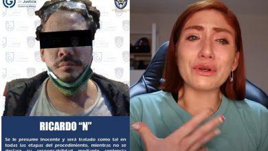 Photo of Detienen al youtuber Rix por el caso de Nath Campos