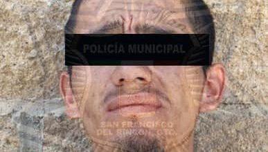 Photo of Sergio Manuel: presunto asesino 'cazado' por no llevar casco