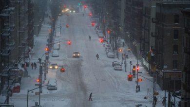 Photo of Una tormenta de nieve «sin precedentes» colapsa Texas