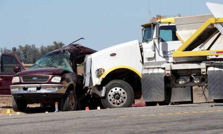 Photo of Mueren 10 mexicanos en un accidente en California