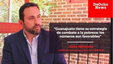"""Photo of """"La estrategia Impulso sí funciona en Guanajuato"""": Aldo Márquez"""