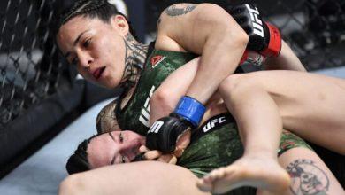 Photo of Montse Conejo: primera victoria leonesa en la UFC