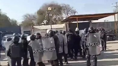 Photo of Enfrentamiento entre policías en Silao