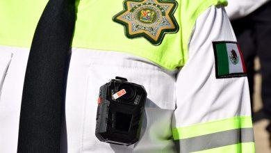Photo of Las cámaras ahora son parte del uniforme de Tránsito en Irapuato