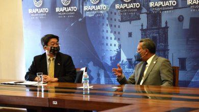 Photo of Fortalecen relación con la comunidad japonesa en Irapuato