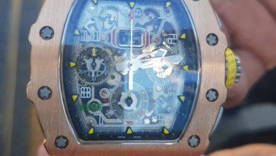 Photo of El reloj de los 4 millones de pesos