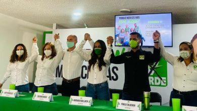 Photo of Seguridad, educación y salud, apuestas del Verde
