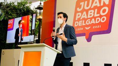 Photo of «Inclusión, igualdad y derechos humanos»: Juan Pablo Delgado