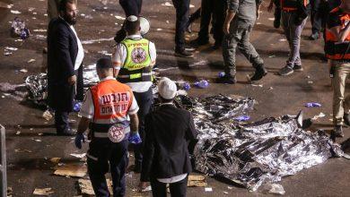Photo of Trágica fiesta judía de 'Lag Baomer': 44 muertos