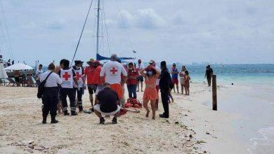 Photo of Se ahoga un niño leonés de 10 años en Isla Mujeres