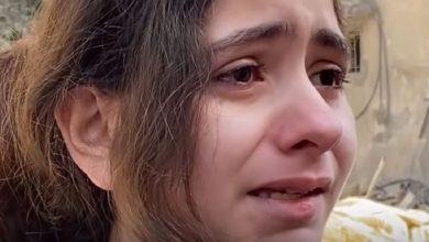 Photo of «¿Qué hicimos para merecer esto?»: niña palestina de 10 años