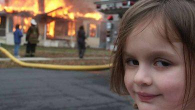 Photo of 'Disaster Girl': el meme de los 500 mil dólares