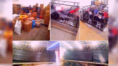 Photo of Aseguran bodega donde escondían mercancía robada a transportistas