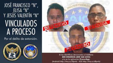 Photo of Caen extorsionadores que operaban en Guanajuato