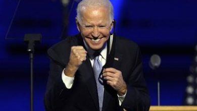 Photo of El equipo de Biden