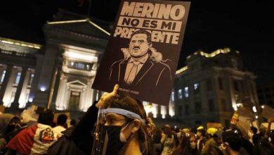 Photo of Tumban a otro presidente en Perú: no duró ni una semana