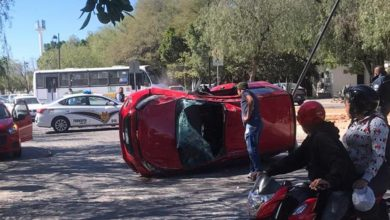 Photo of El primer accidente del año en León