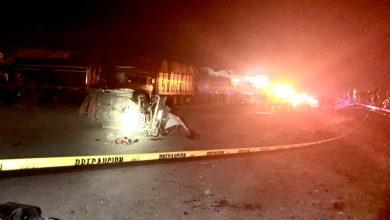 Photo of Tren arrolla una camioneta con 3 menores en San Luis de la Paz