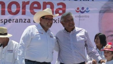 Photo of El que no sale en la foto (con AMLO), no sale en las candidaturas