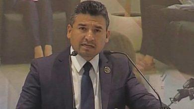 Photo of Zamarripa presenta su segundo informe con el foco en 'El Marro'