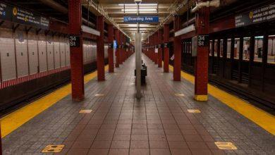 Photo of Pánico en el metro de Nueva York
