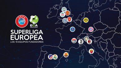 Photo of El futbol fractura Europa: nace la 'liga de los ricos'