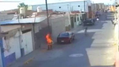 Photo of Hombre prende fuego a una indigente de 75 años en Celaya