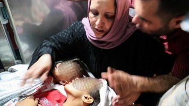 Photo of Bombardeo israelí mata a 9 niños palestinos en Gaza